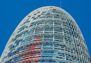 Agbar Tower, Barcelona