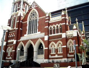 Albert Street Uniting Church - Landmark Brisbane