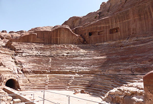 Amphitheater in Jordan