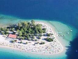 Antalya beach