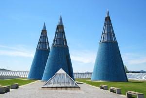 Art Museum. attraction Bonn