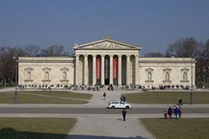 Art museums in Munich, Germany