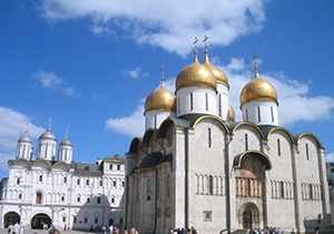 Assumption Cathedral. Moscow