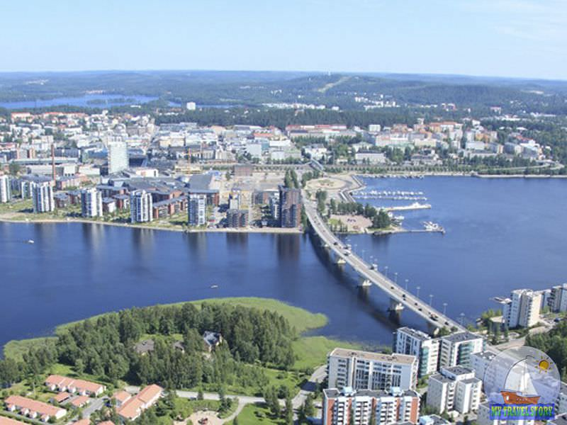 Attractions Finland