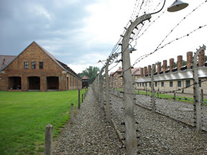 Auschwitz. Poland