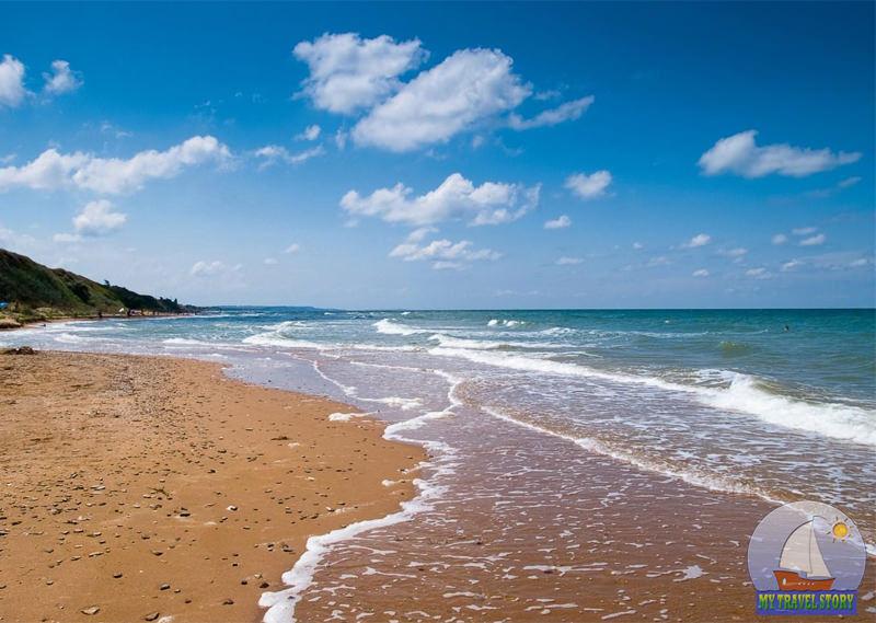 Azov sea resorts