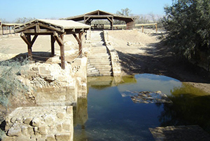 Baptism Site of Jesus Christ, Jordan
