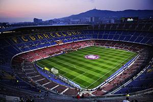 Barcelona-stadium