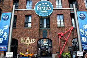 Beatles Museum in Liverpool, United Kingdom