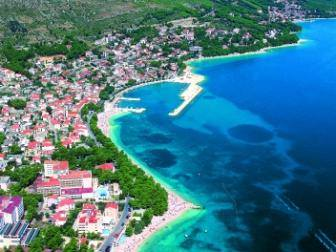 Beautiful resort in Croatia