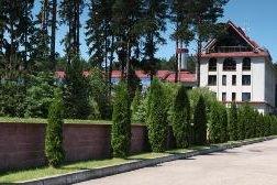 Belarus Sanatorium Building