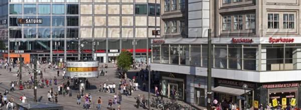 Aleksandrplats – sight of Berlin