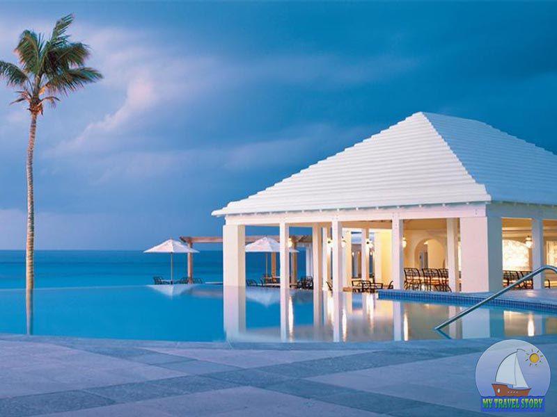Bermuda resort