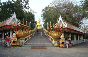 Big Buddha Hill in Pattaya, Thailand