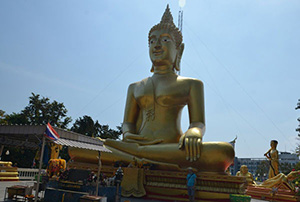 Big Buddha Hill in Pattaya