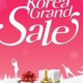 Big sale in Korea will begin January 20