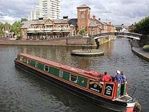 Birmingham boats