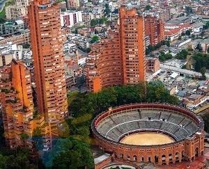 Bogota Colombia's capital
