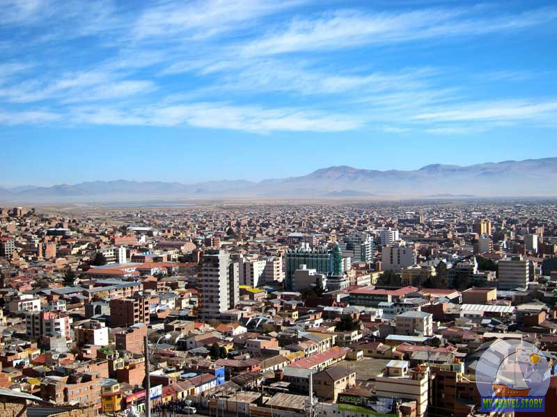 Bolivia sights