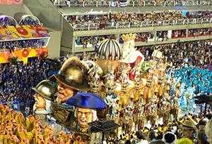 Brazilian Carnival, Brazil