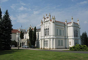 Brunswick Castle, Hungary