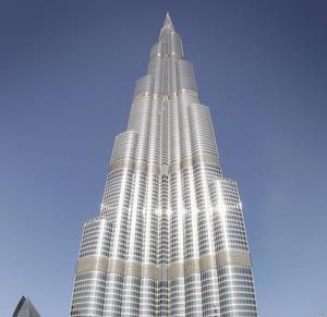 Burj Khalifa - Dubai pride