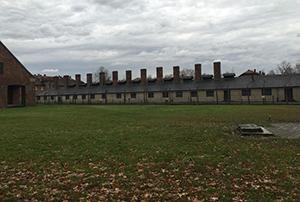 Camp Auschwitz death, Poland