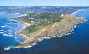 Cape Byron - Australia Eden Area