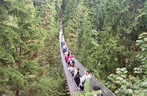 Capilano Suspension Bridge, Canada