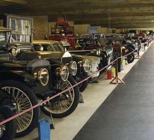 Cars Museum. Riga