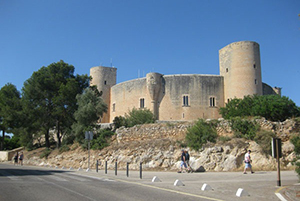 Castle Bellver, Spain