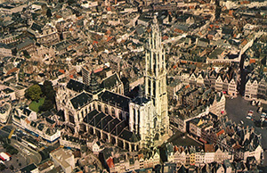 Cathedral of Our Lady, Belgium
