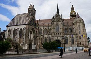 Cathedral of Saint Elizabeth, Slovakia