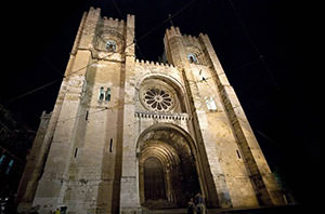 Cathedral. Lisbon