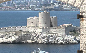 Chateau d'If. Marseille