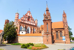 Church of St. Anne, Lithuania