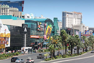City of Las Vegas, USA
