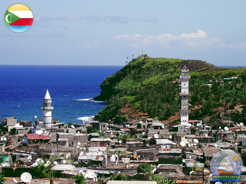 Travel to Comoros