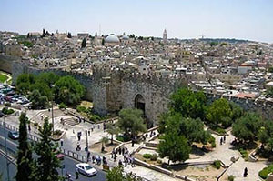 Damascus Gate, Israel