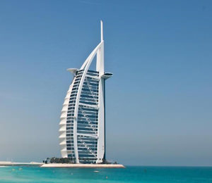 Dubai. Attraction Burj Al Arab
