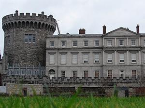 Dublin lock. Ireland