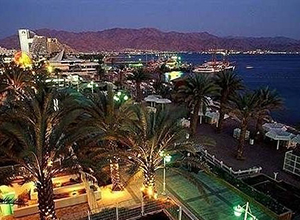 Eilat night
