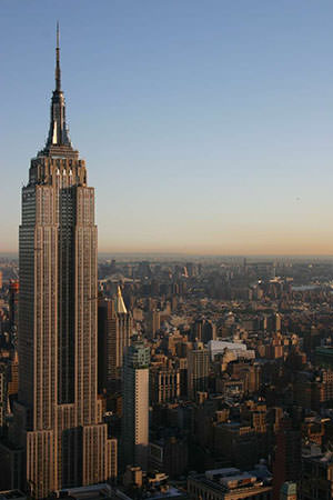 Empire State Building - sight of New York