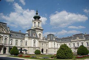 Festetics Palace, Hungary