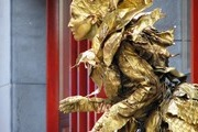 Festival of living statues will be held in the Netherlands