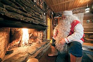 Finland, Santa Claus