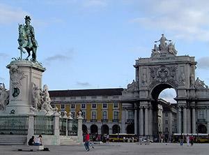 Floor space. Lisbon