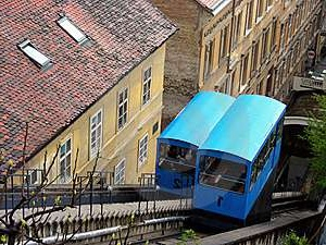 Funicular of Zagreb