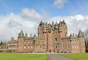 Glamis Castle, Great Britain