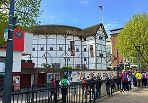 Globe Theatre, United Kingdom